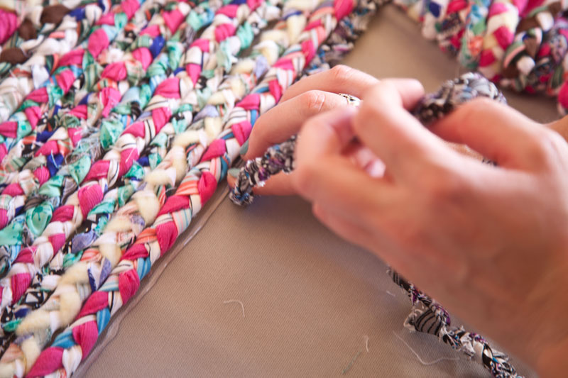 Braided_rug_DIY. Braided_rug_DIY Braided Rug DIY