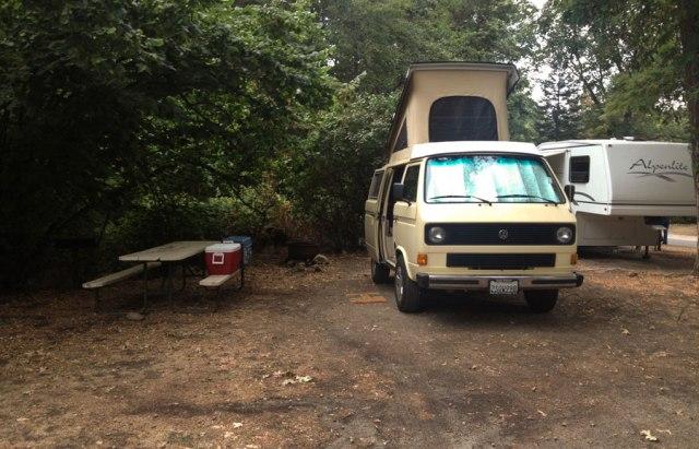 glenyan campground oregon